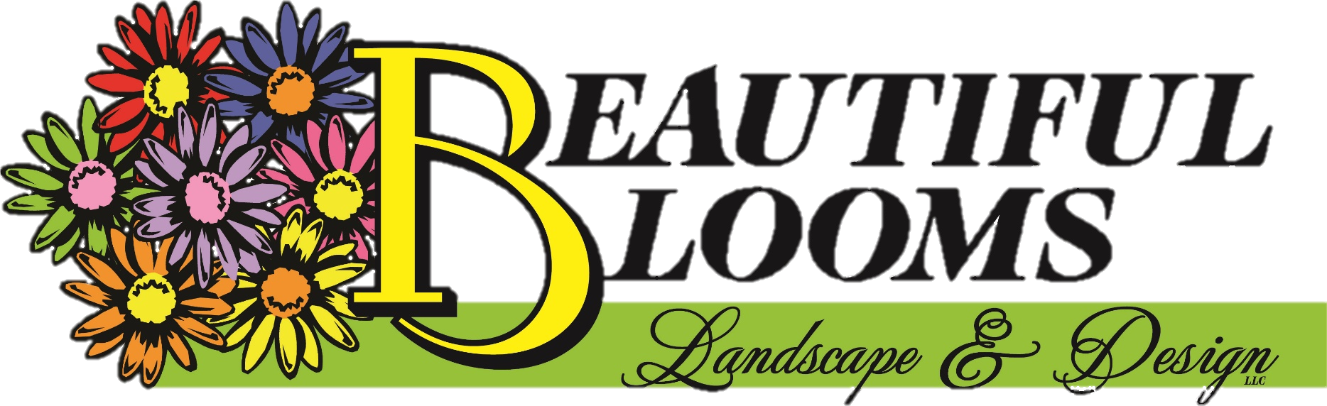 Beautiful Blooms Landscape & Design, LLC Logo